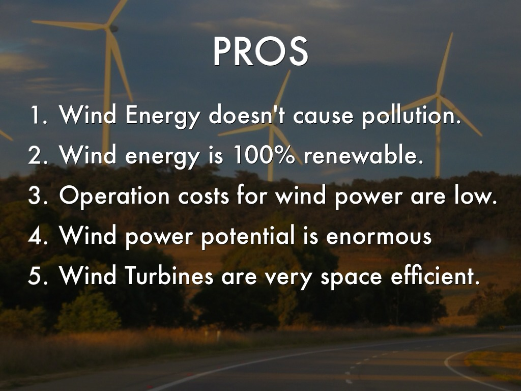 pros and cons of an wind Pros and cons of cfd and physical flow modeling a white paper by: wright brother's wind tunnel figure 4 physical flow model of a power plant dry scrubber.