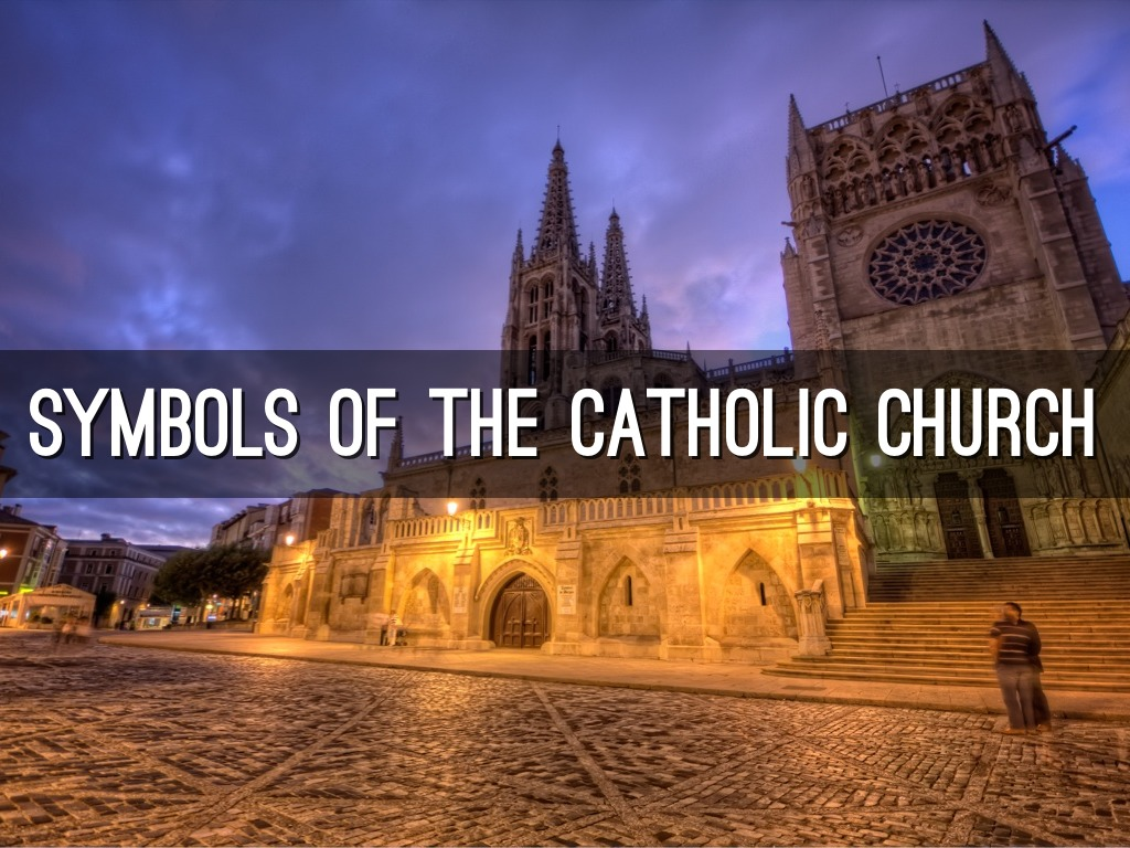 Re Symbols Of The Catholic Church By 2629