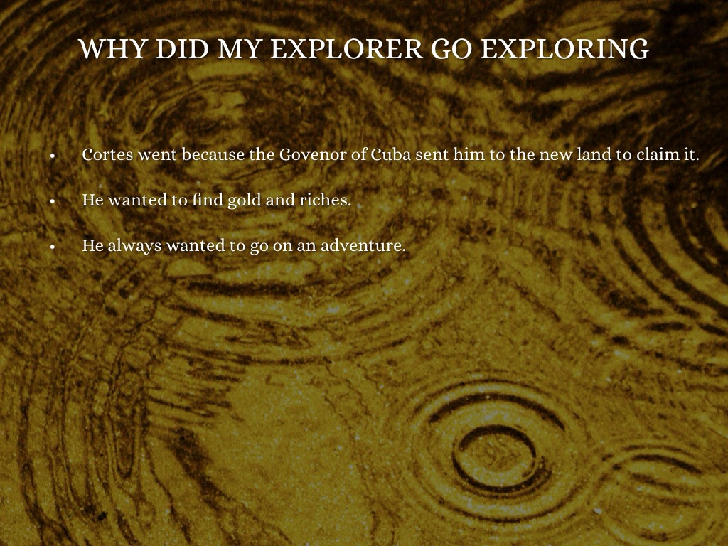 where did hernando cortes explore