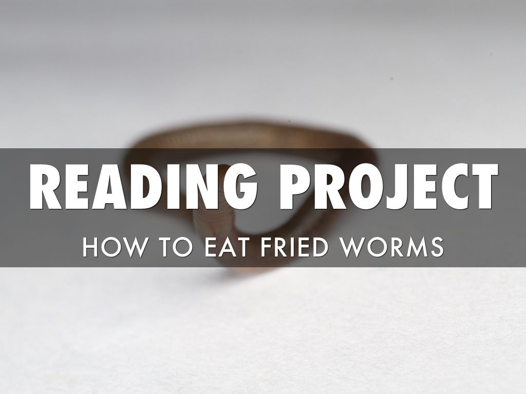 How To Eat Fried Worms Interactive Notebook Novel Unit Study Activities 5