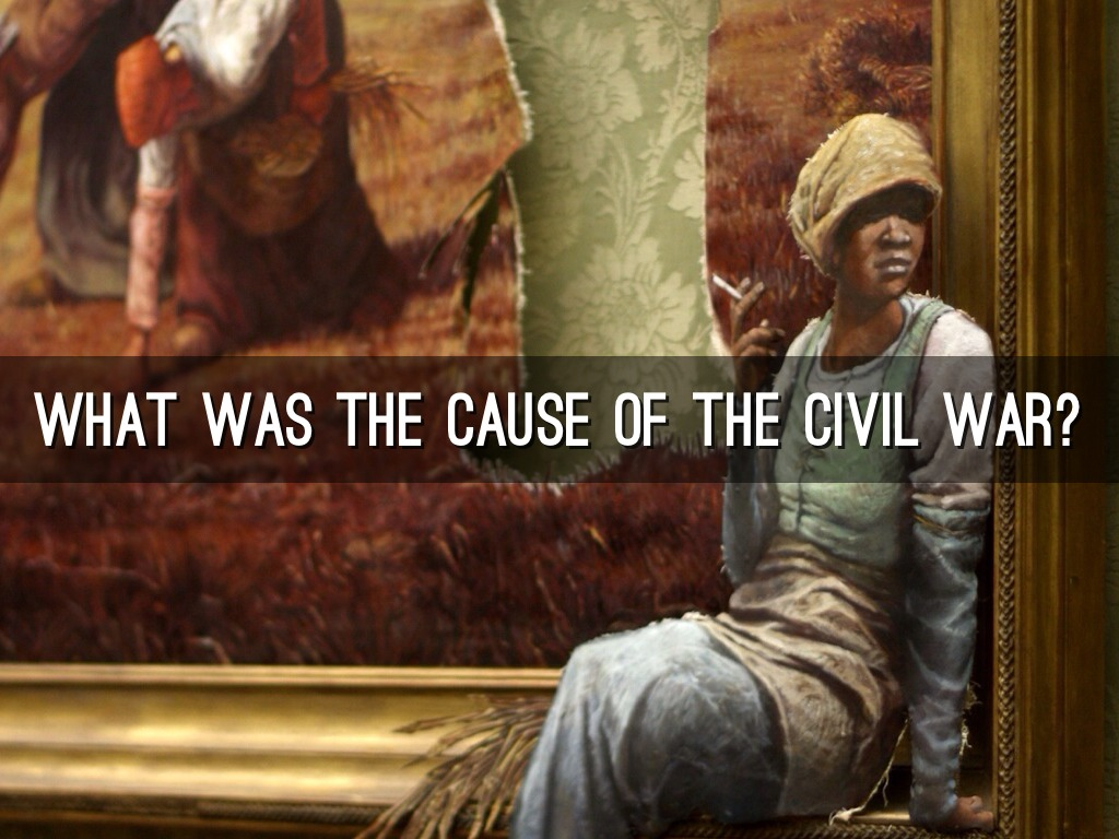 cause of the civil war