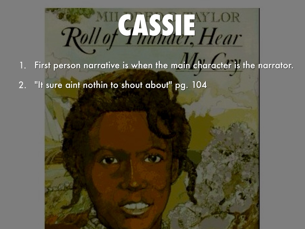 cassie in roll of thunder