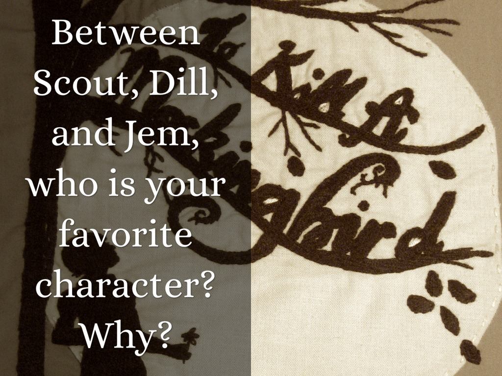 analyze jem and scouts relationship in 11102018 ' and find homework help for other to kill a mockingbird questions at enotes  describe the relationship between jem and scout in the novel to kill a.