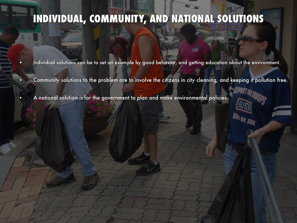 individuality and community