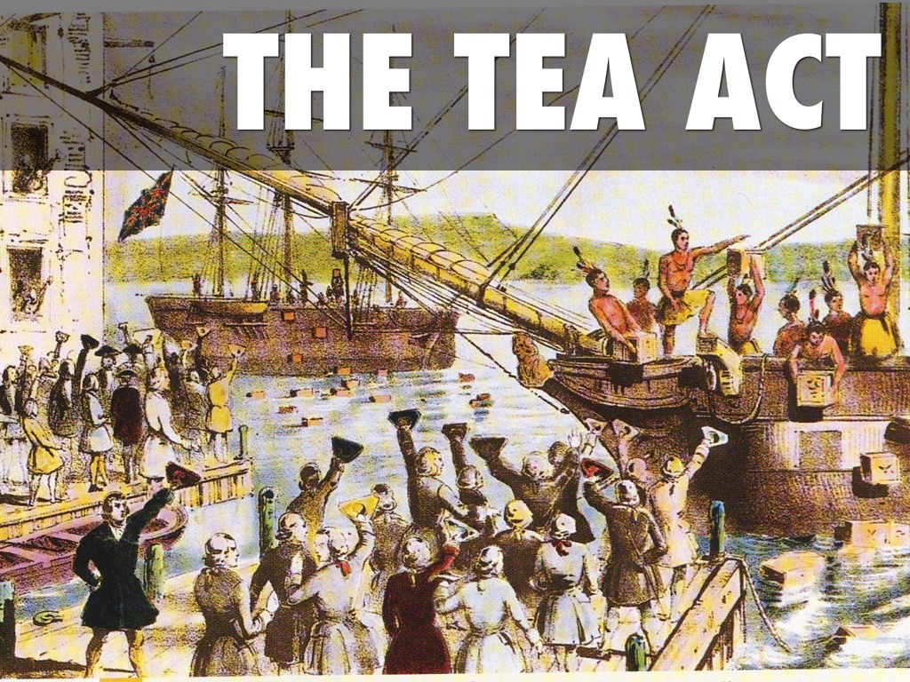 The Tea Act by zacharydu