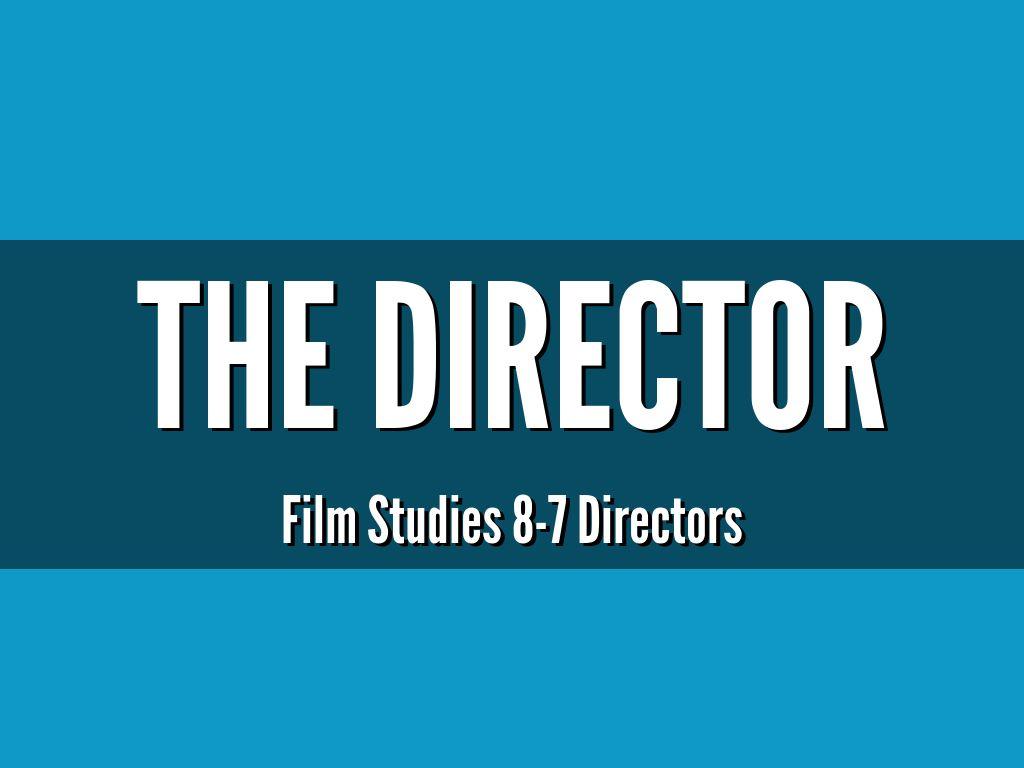 Film Studies 8-7 Women