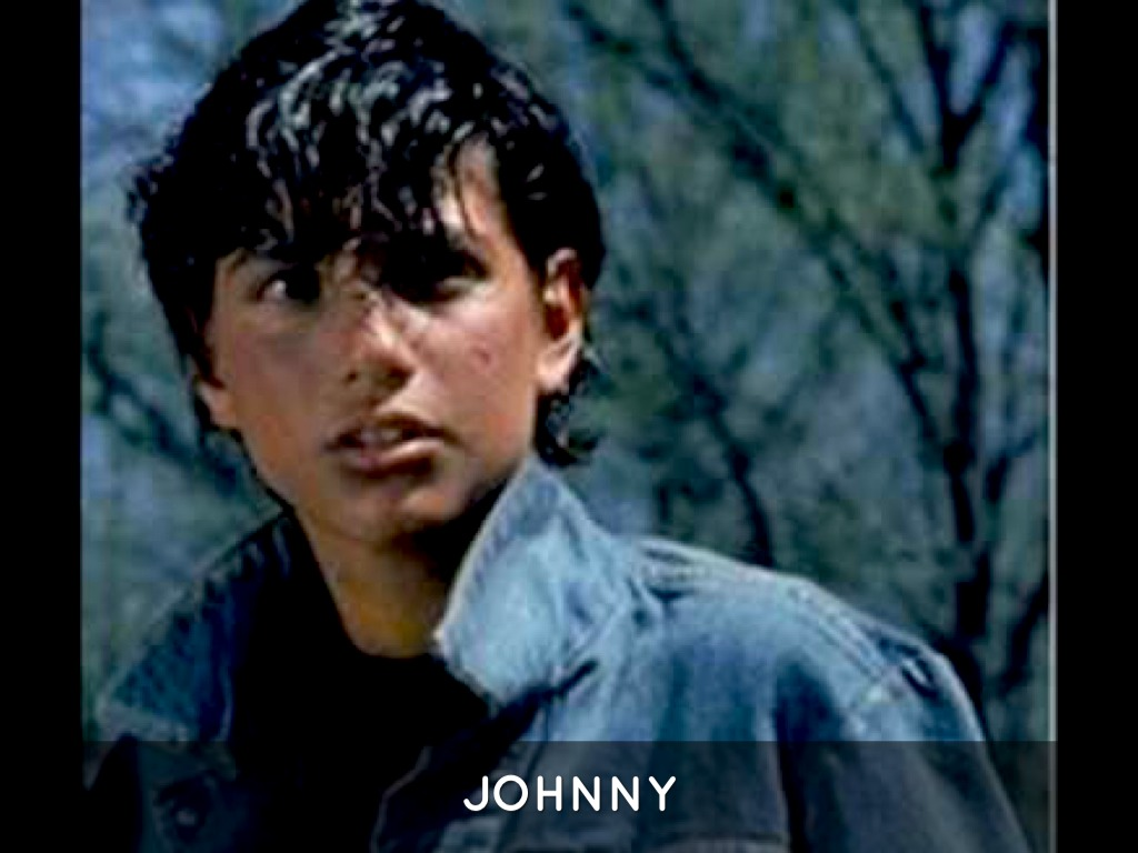 Famous Quotes From The Outsiders >> The Outsiders Movie Johnny In Hospital | www.pixshark.com - Images Galleries With A Bite!