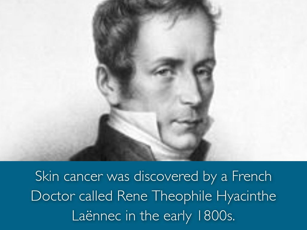 cancer in the 1800s