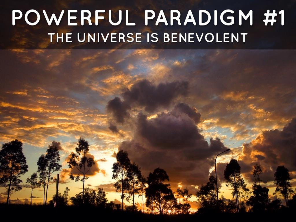The 10 New Paradigm