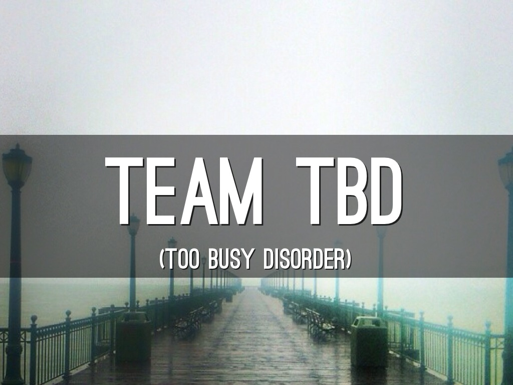 team TBD