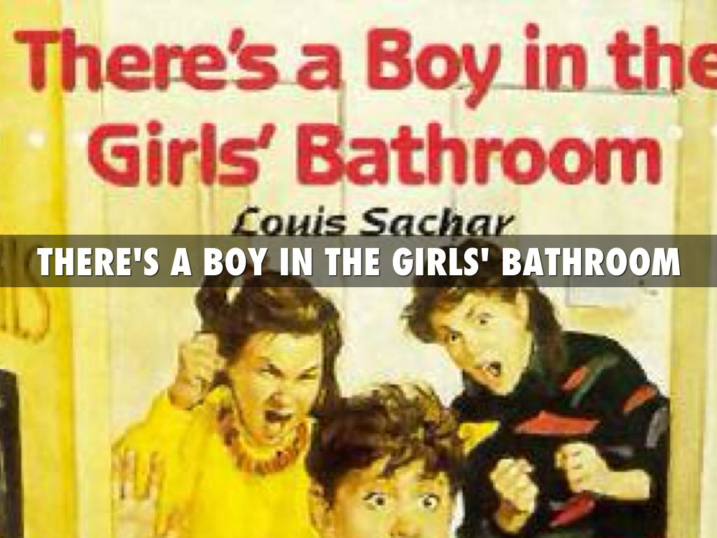 There Is A Boy In The Girls 39 Bathroom By Nolan Price