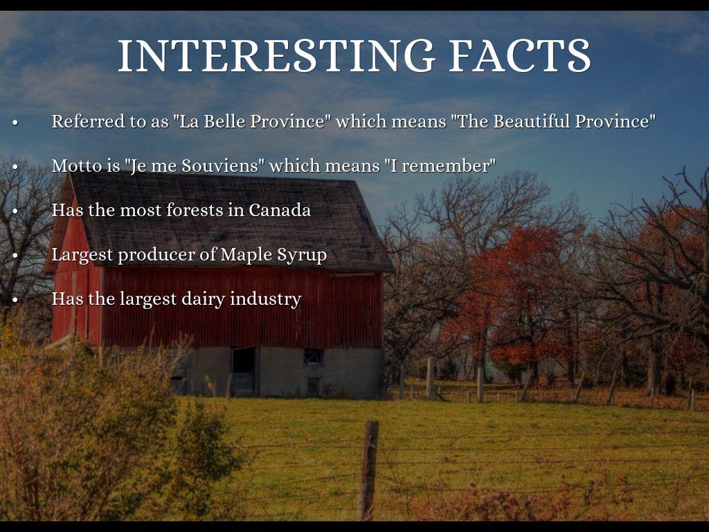 Alberta Fun Facts - YouTube