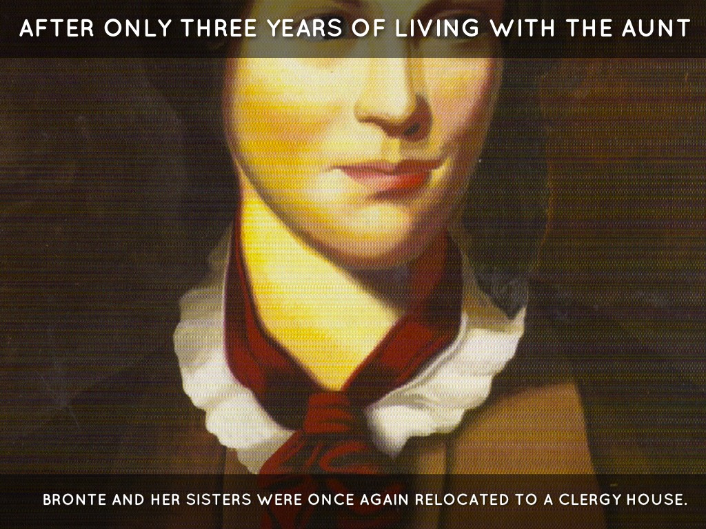 a description of charlotte bronte as the third child of six of patrick bronte and maria branwell Patrick bronte married maria branwell on 29th december 1812 the bronte children patrick and maria bronte had six children the first child was maria  charlotte.