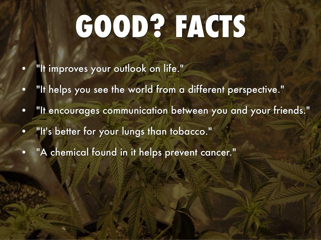 marijuana good or bad