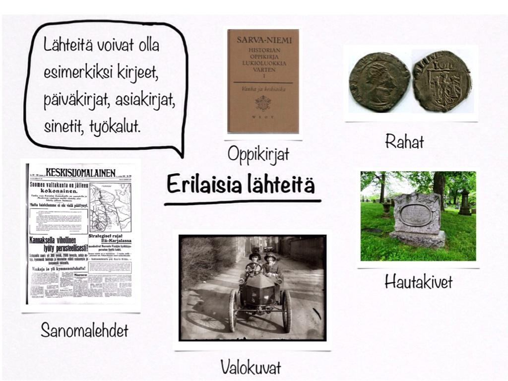 Mitä Historia On