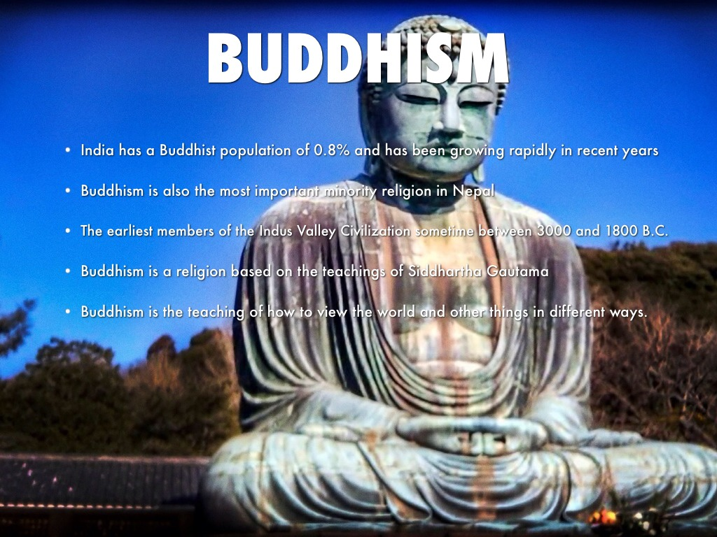 christianity and buddhism compared