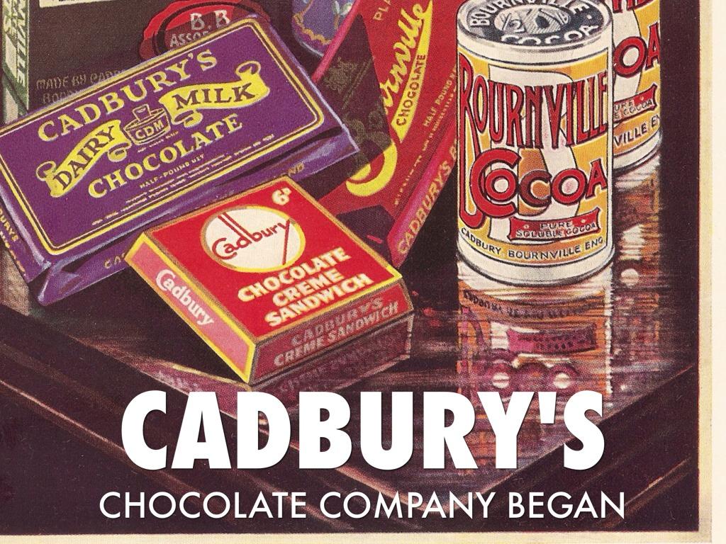 John cadbury the cadbury chocolatier