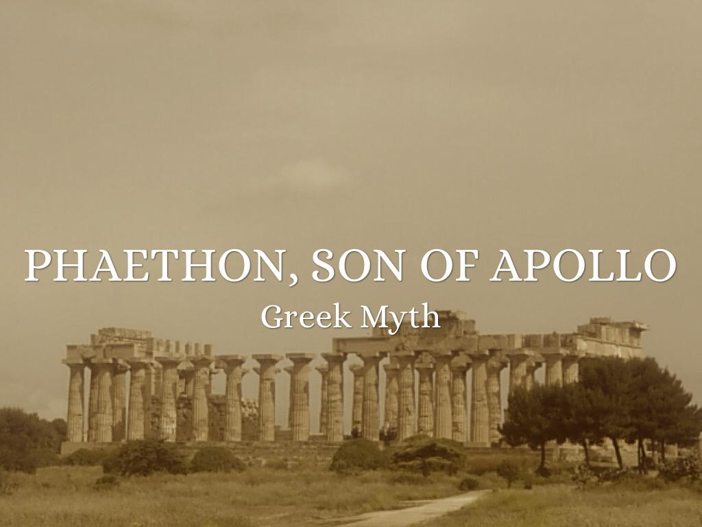 phaethon son of apollo - photo #10