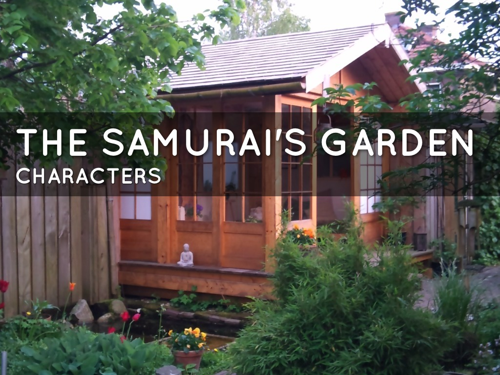 samurai garden Buy the samurai's garden study guide by bookragscom (ebook) online at lulu visit the lulu marketplace for product details, ratings, and reviews.