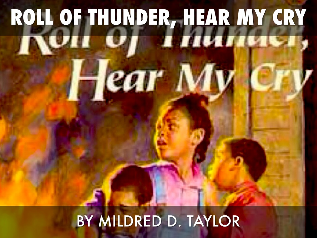 roll of thunder hear my cry Cassie tells uncle hammer about her experience with racism in strawberry, ms cassie finds out that white people think they're better than blacks because of the.
