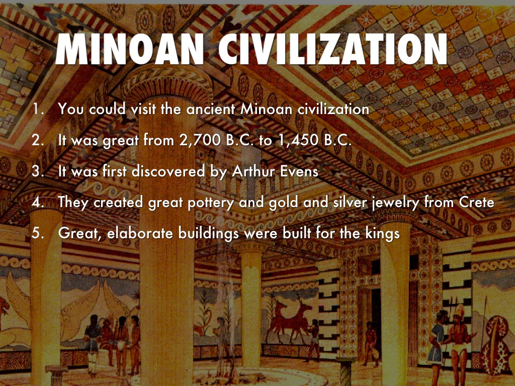 minoan civilization overview