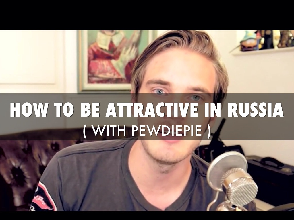 PewDiePie russo Dating sito