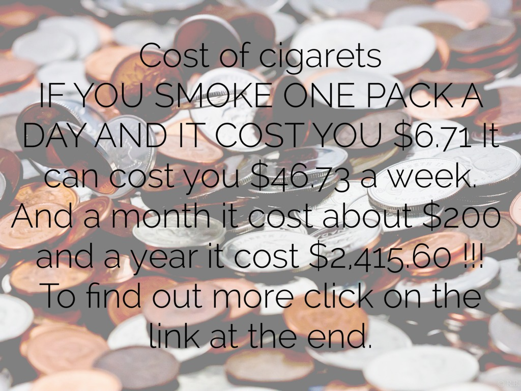 reasons why smoking is bad for We asked you why you quit smoking we wanted to know the reasons why you quit smoking @cnn #whyiquit i quit smoking when my pulmonary specialist said the.