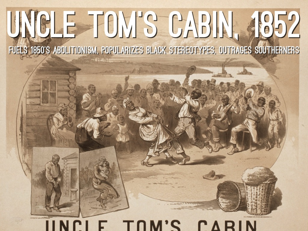 historical themes of uncle toms cabin Harriet beecher stowe (1811 and to speculate whether uncle tom or george harris is the real hero of uncle tom's cabin major themes, historical.