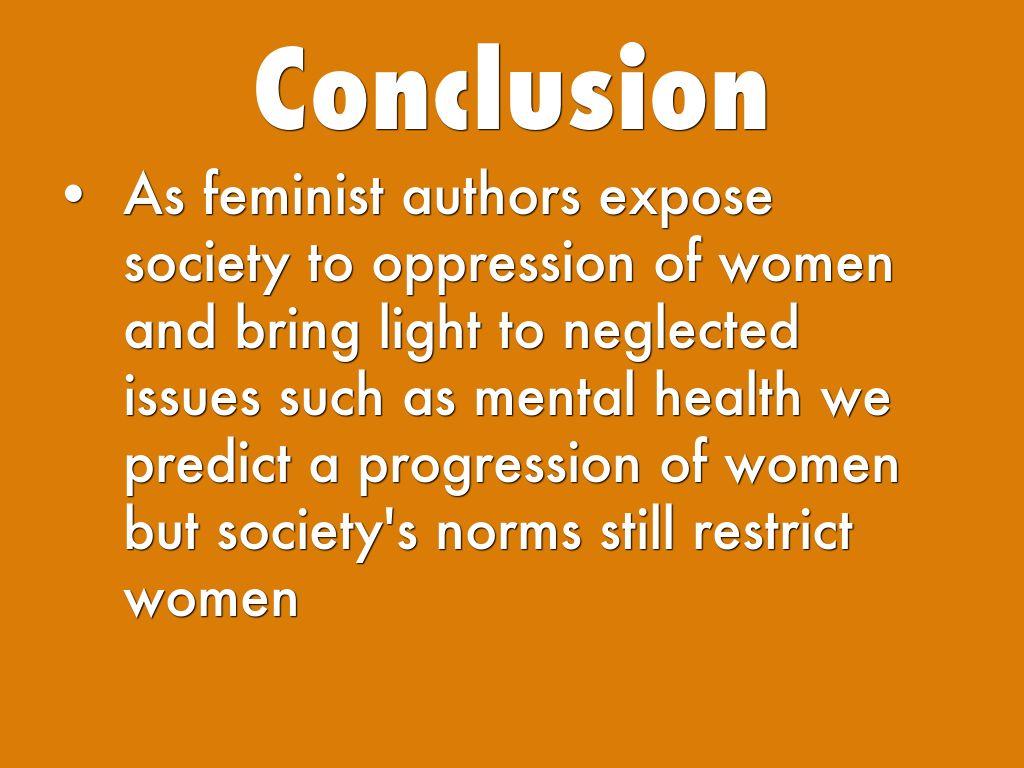 feminism conclusion