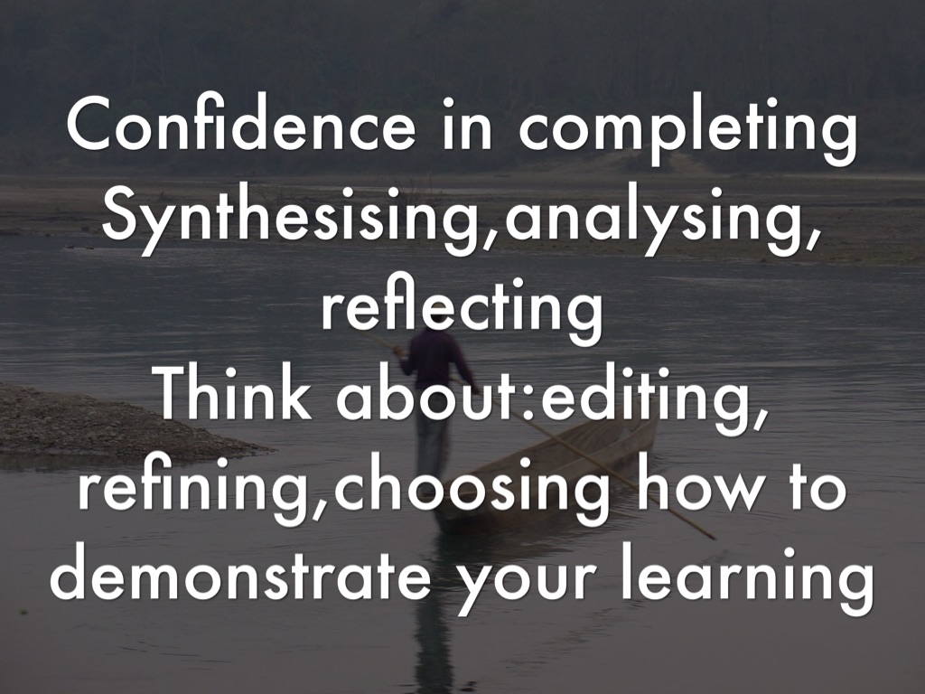 synthesising reflection