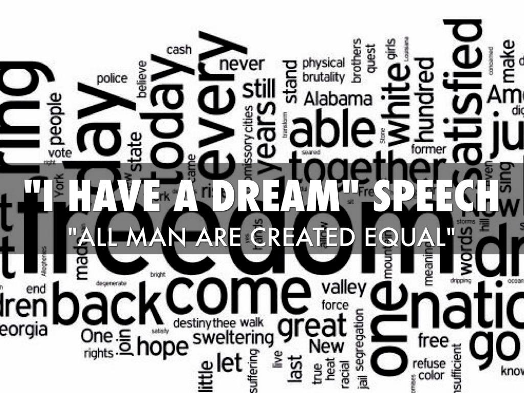all man created equal essay
