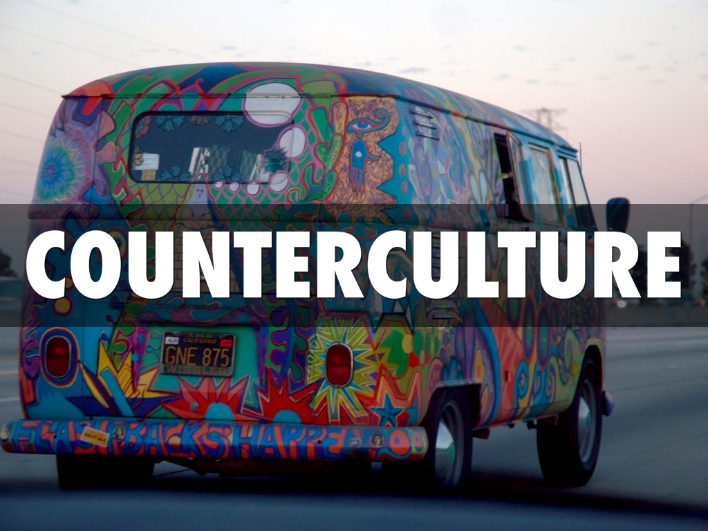counterculture examples sociology