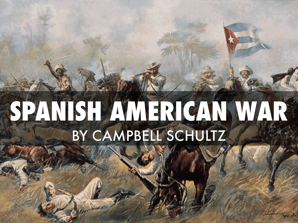 a look at the causes of the infamous spanish american war The spanish-american war summary  americans must now begin to look  the splendid little war, as secretary of state john hay called the spanish-american .