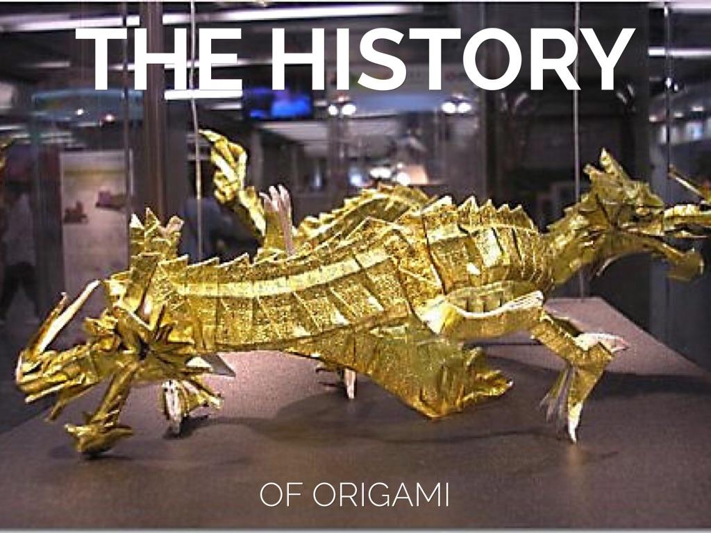 History Of Origami | Origami history, Japanese art prints ... | 768x1024