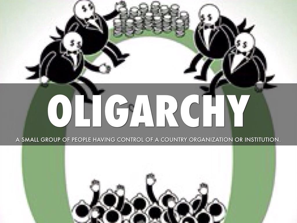 Oligarchy Government Examples 97527 Usbdata