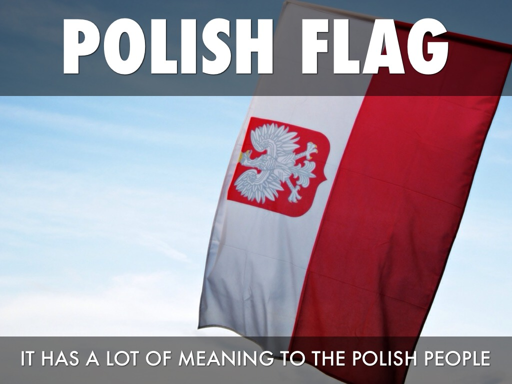 polish flag by farrenk