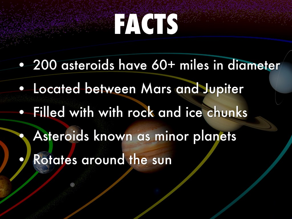 info on the asteroid belt -#main