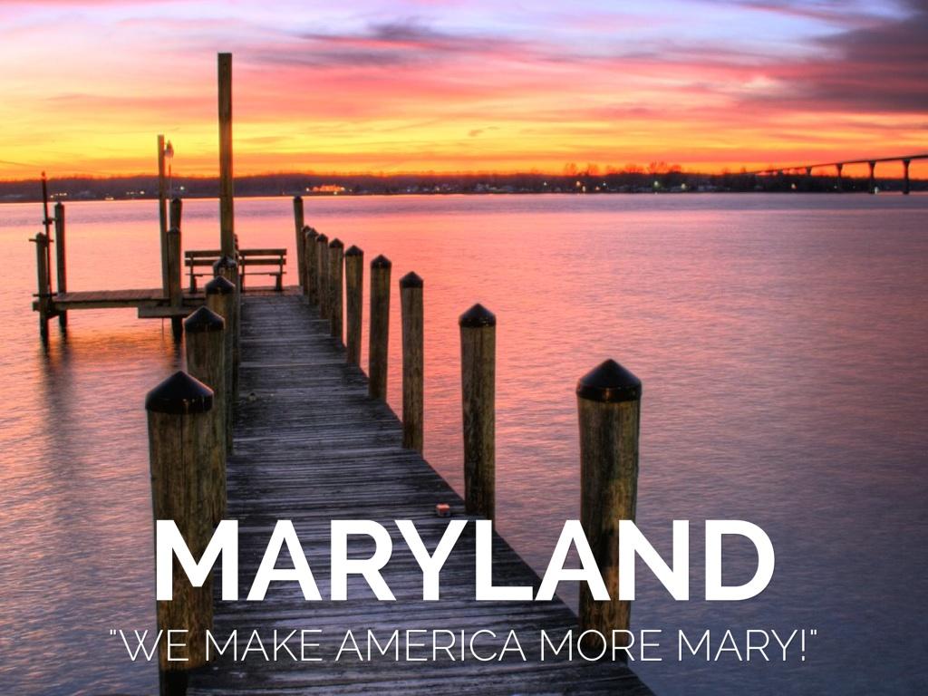 Maryland Colony Presentation by Katie F.