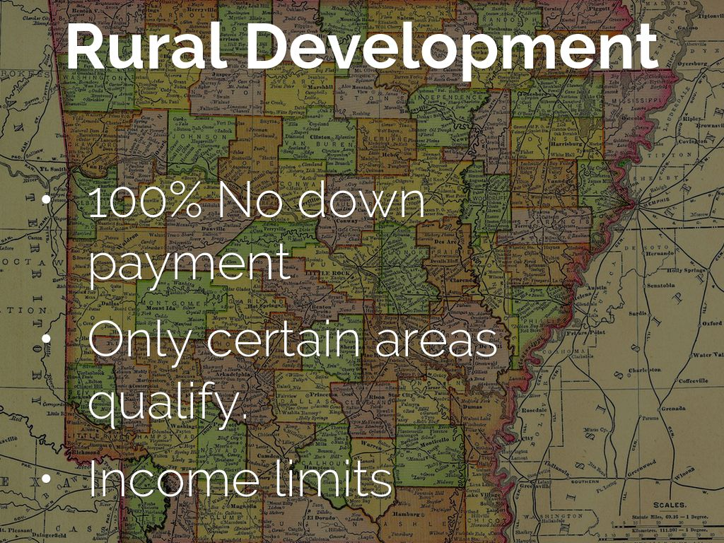 First time home buyers conway ar by for Rural development loan arkansas