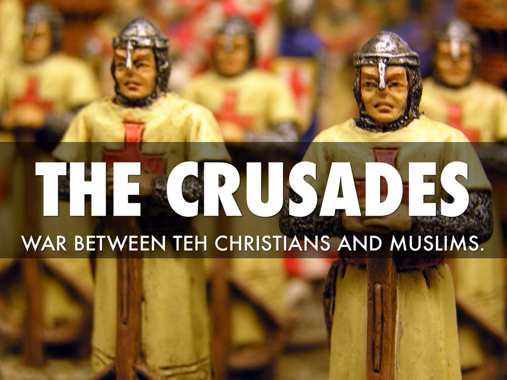 an analysis the crusades wars by christians