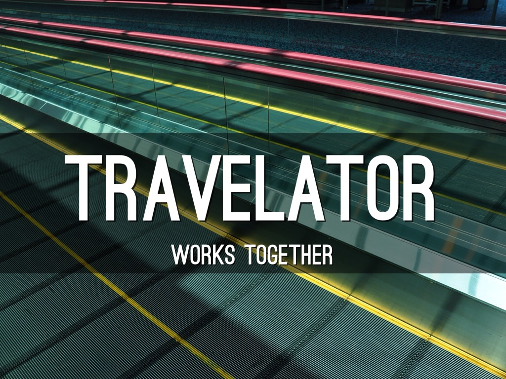 Works Together Travelator