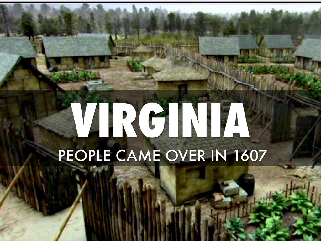 Virginia Colony by Jake Alsbrook