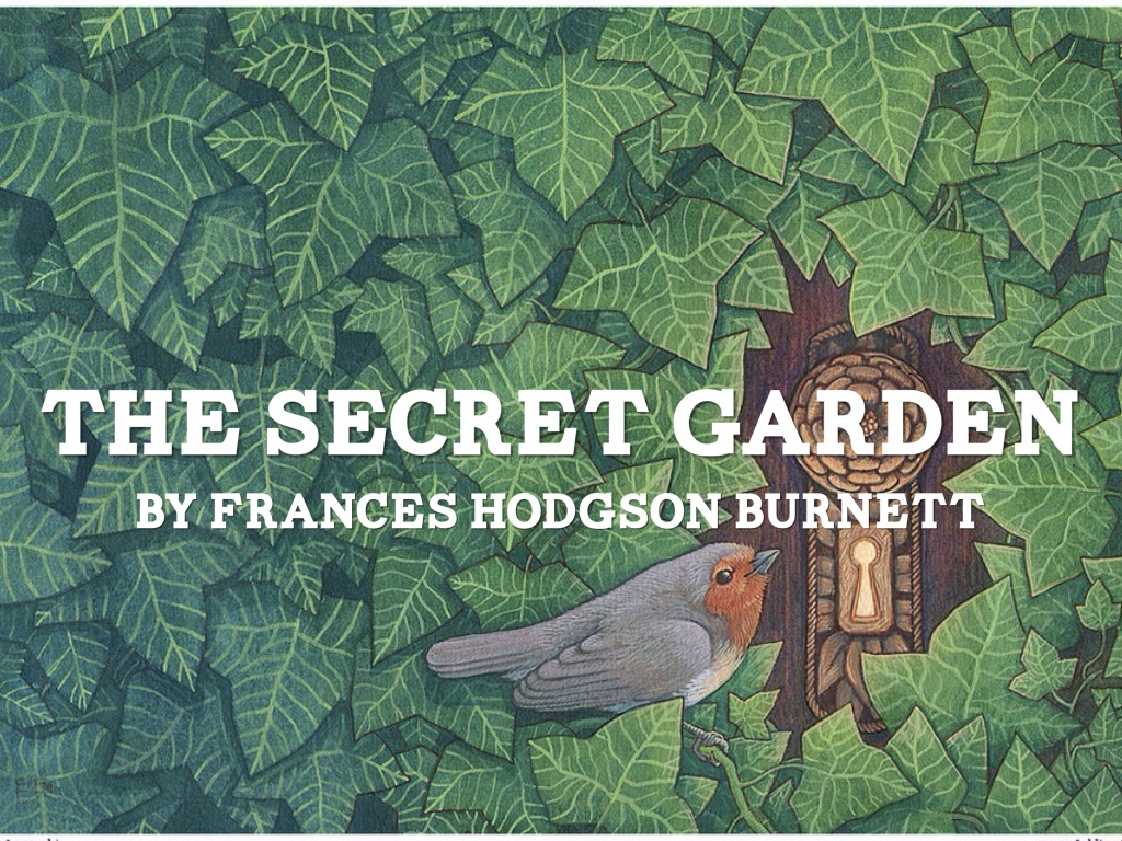 Secret Garden: The Secret Garden By Lisa Dar