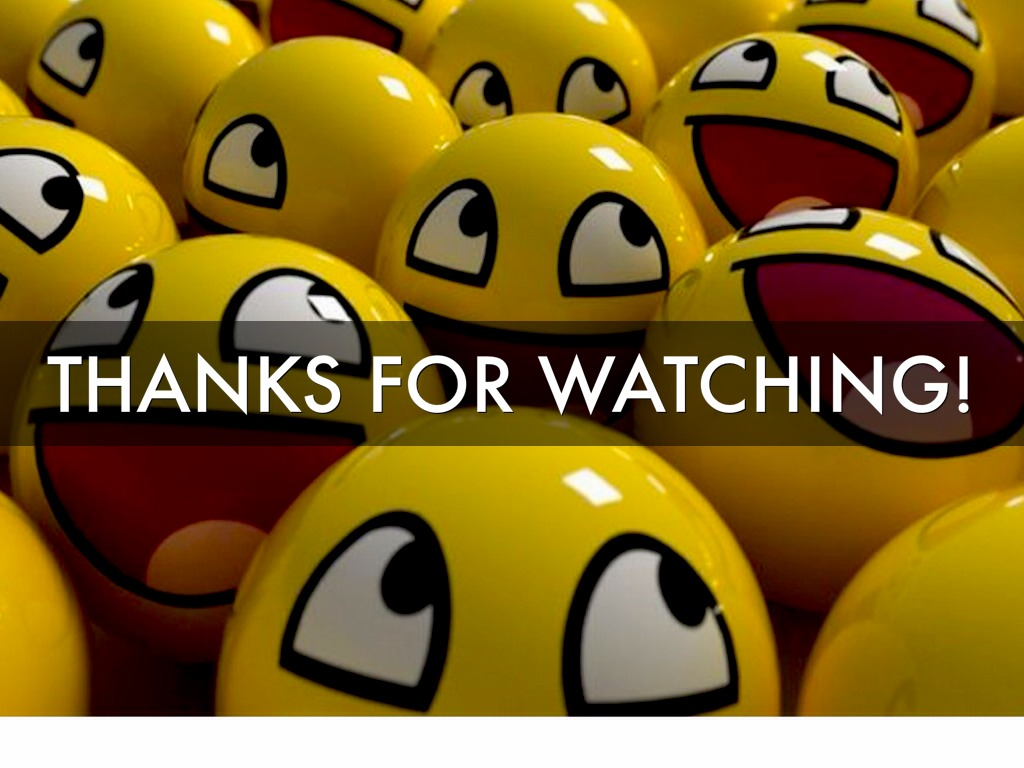 Thank You For Watching Smiley Face | www.imgkid.com - The ...