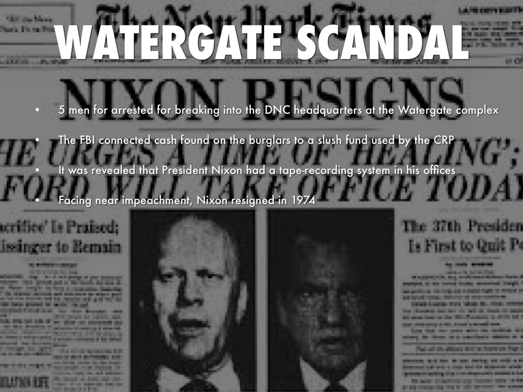 watergate scandal attacked one of the chief features of democracy Like watergate never happened four decades after the watergate break-in scandal that led to the downfall of a free press went on the attack.
