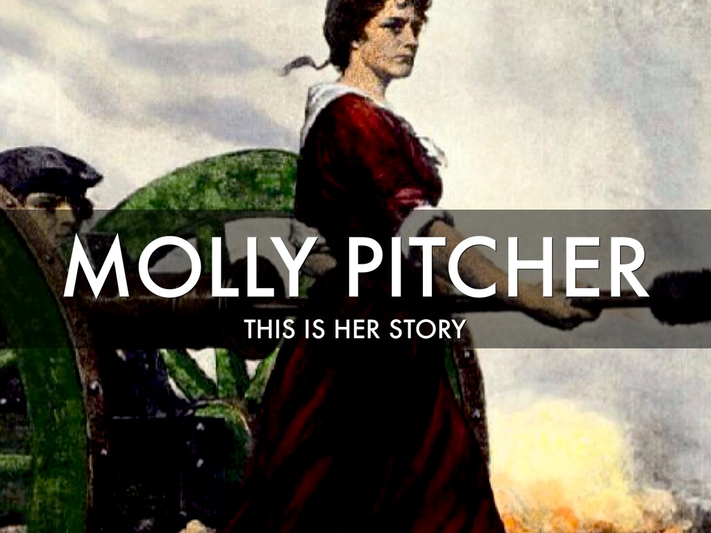 an introduction to the life of molly pitcher My hero, molly pitcher (1754-1832) there are many different kinds of heroes, and many different qualities that heroes can have my hero's qualities are: bravery.