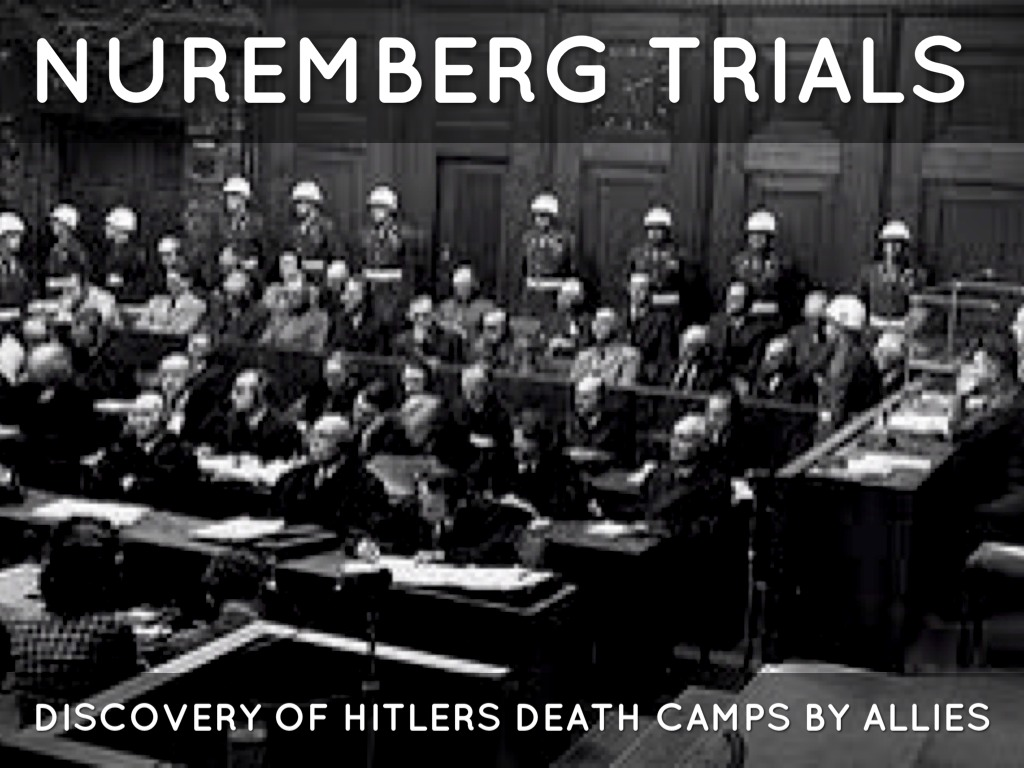 the history of the nuremburg procedure and its importance The scanning nuremberg series shares the observations and insights of matt seccombe, nuremberg trials project metadata manager/document analyst, as he analyzes documents for digitization as part of the hls library's nuremberg trials project website.