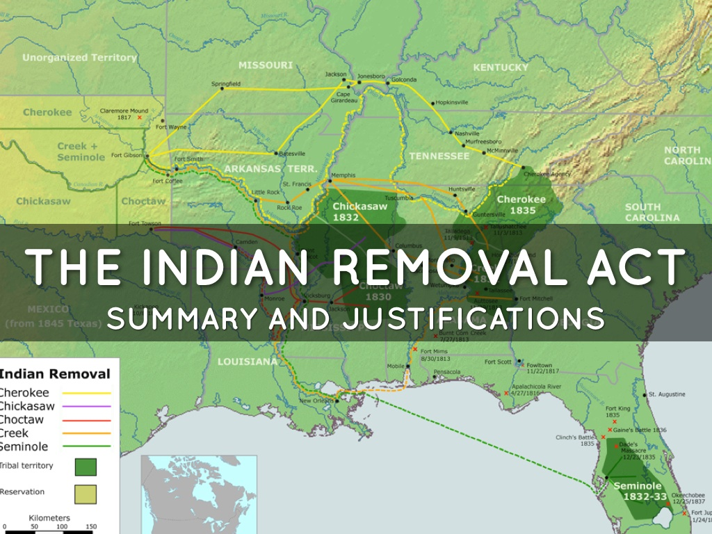 Indian Removal Act Indian Removal Act by ...