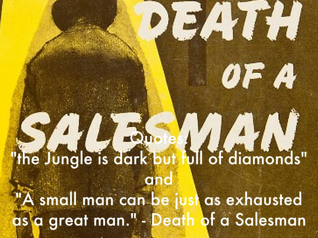 Death Of A Salesman Quotes Death Of A Salesman Quotes Simple 22 Best Death Of A Salesman