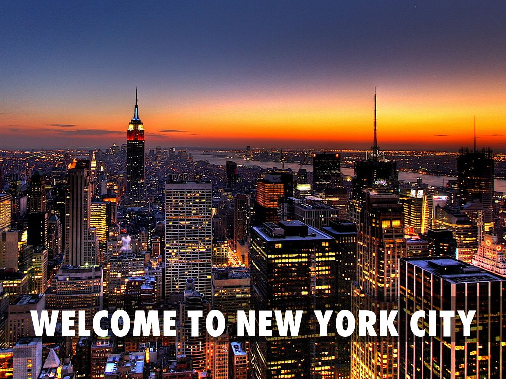 Welcome to new york city by slmiller1024 for To do new york city